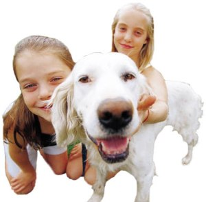 two-girls-and-dog